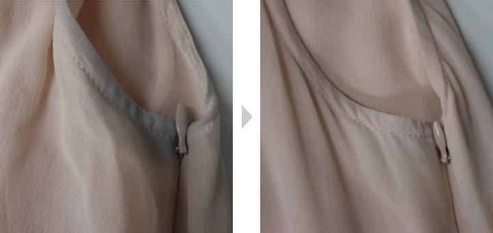 ドレス(シルクシフォン)