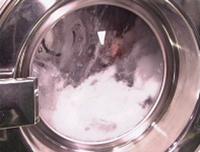 洗濯機における物理的機械力