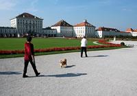 ニンフェンブルグ城