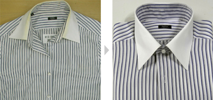 撮影商品① シャツ