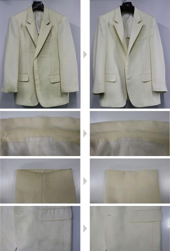 撮影商品② 紳士ジャケット
