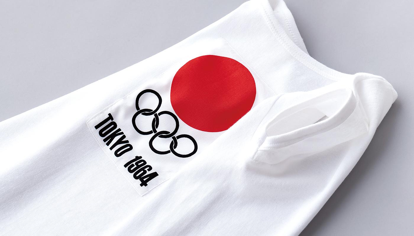 54年前のユニフォームとともによみがえるオリンピックの記憶